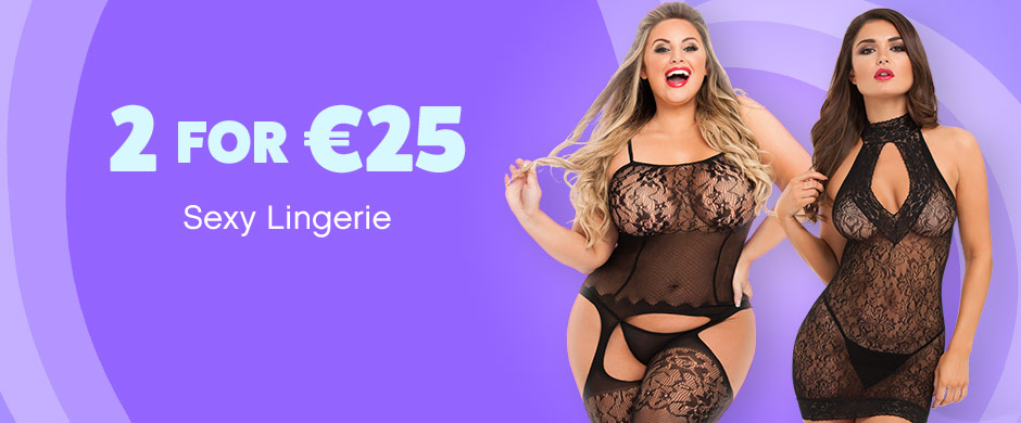 2 for 20 sexy lingerie