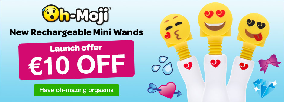 OhMoji Launch Offer €10 off