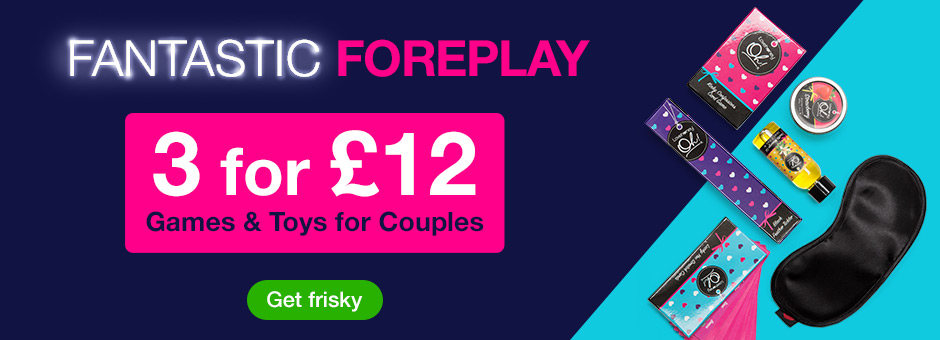 FANTASTIC FOREPLAY 3 for 12