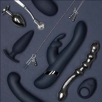 Fifty Shades Darker Sex Toy Collection