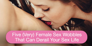 five very female sex wobbles