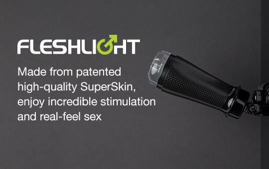 Fleshlight Brand Page
