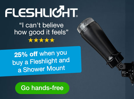 Buy 2 Fleshlights to get 25% off
