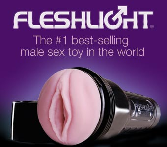 Fleshlight - the number 1 best-selling male sex toy in the world