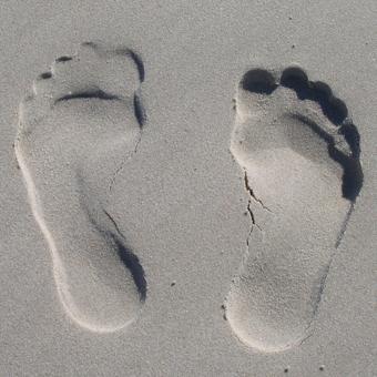 Kinks Laid Bare: Feet