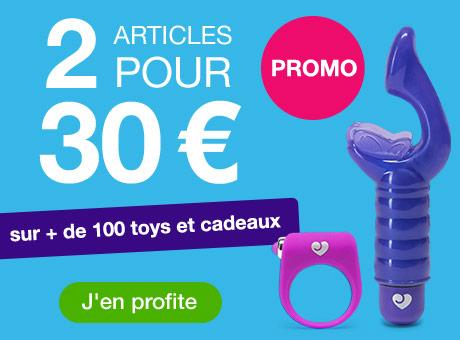 Kit de sex toys spécial couple Wild Weekend