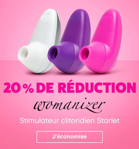 Réduction Lovehoney 2019 Womanizer Starlet