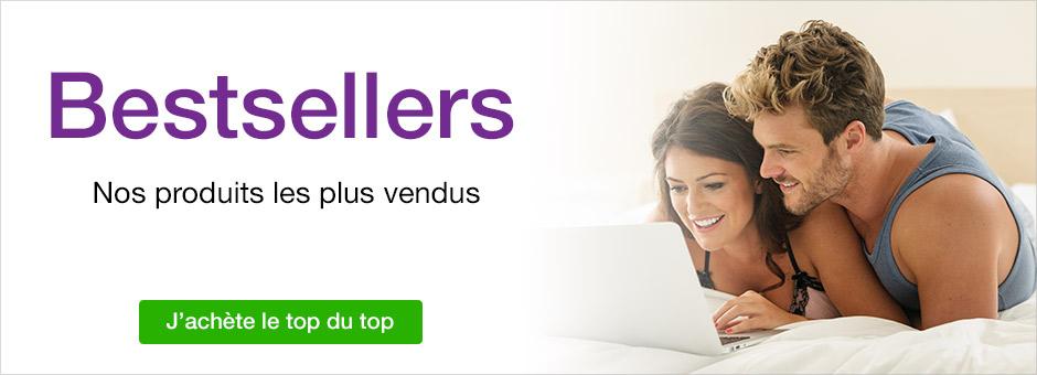 Bestsellers - nos produits les plus vendus