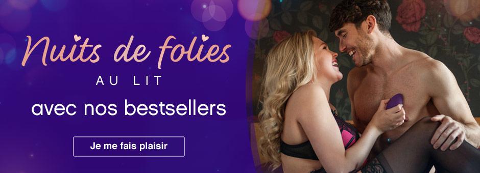 Accueil Bestsellers Nuits de folies au lit