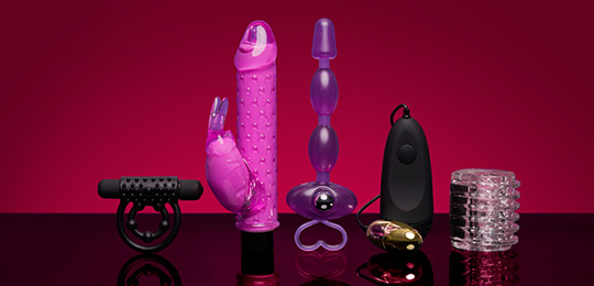 Guide d'achat l'abécédaire des sex toys