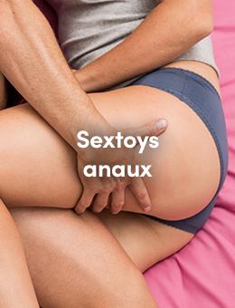 Sextoys anaux