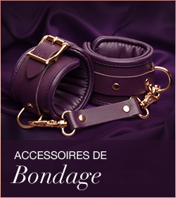 Fifty Shades of Grey- Accessoires de bondage