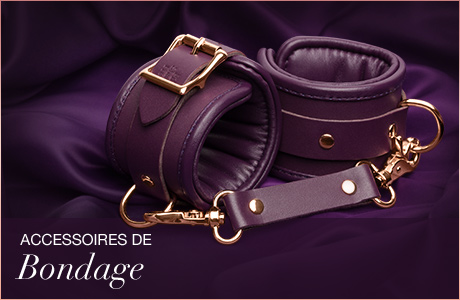 Fifty Shades of Grey - Accessoires de bondage