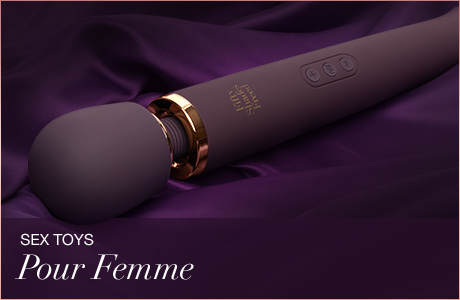 Fifty Shades of Grey - Sex toys pour femme