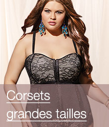 Corsets grandes tailles