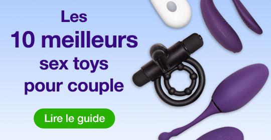 Top 10 des meilleurs sex toys pour couple