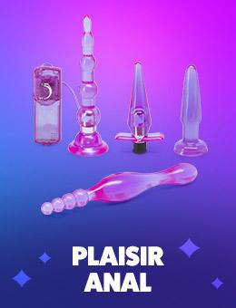 Plaisir anal