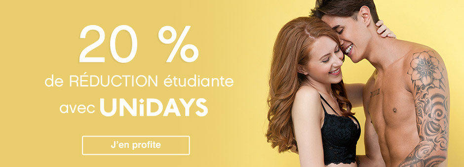Réduction étudiante Unidays