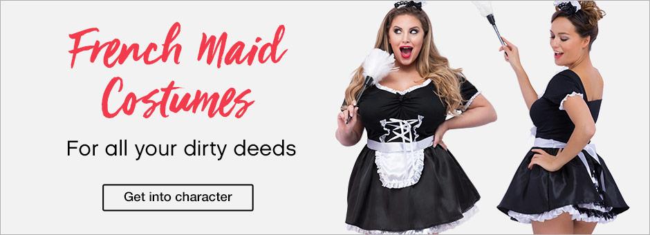 French Maid Full Price
