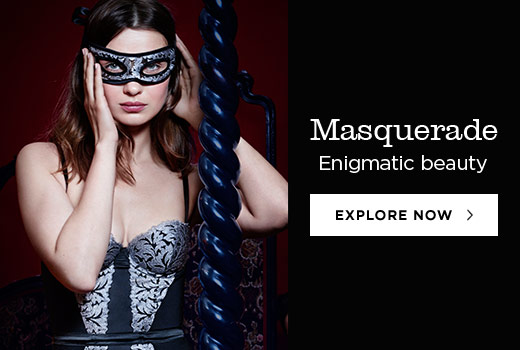 Fifty Shades Darker: Introducing Masquerade