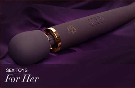 Fifty Shades Freed - Sex toys for her