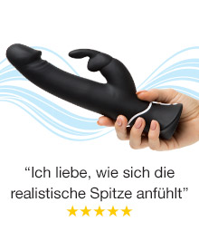 Happy Rabbit Realistischer Vibrator