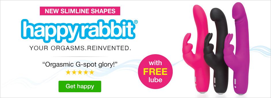 Happy Rabbit - 4 NEW Styles