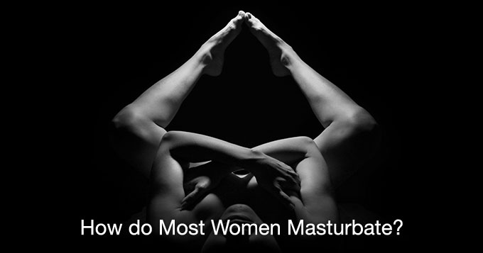 More men do women masturbate than