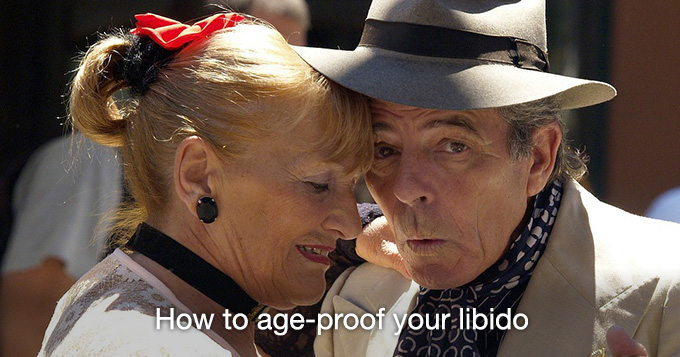 Age proof your libido