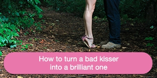 How to turn a bad kisser into a brilliant one