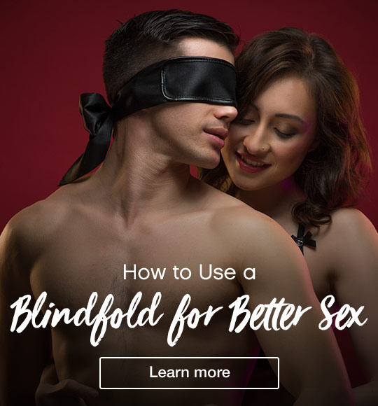 How to Use a Blindfold
