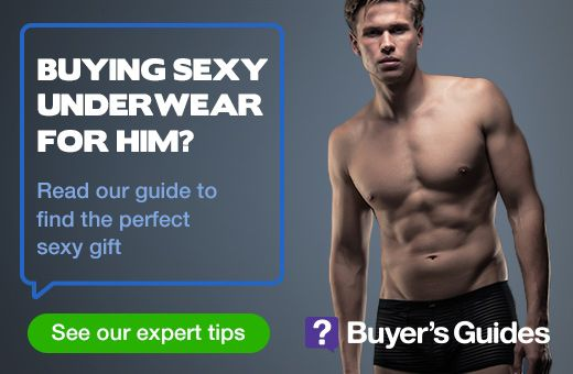 Christmas Buyers Guide Underwear For Him