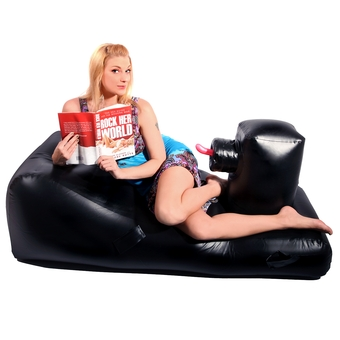 Louisiana Lounger Sex Toy Machine Awesome Sex Toy Of The Week