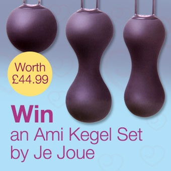 Ami by Je Joue Kegel Balls Giveaway