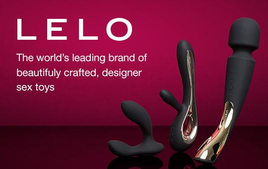 Lelo Brand Page graphics