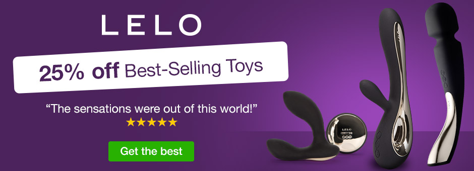 25% off best-selling Lelo USA