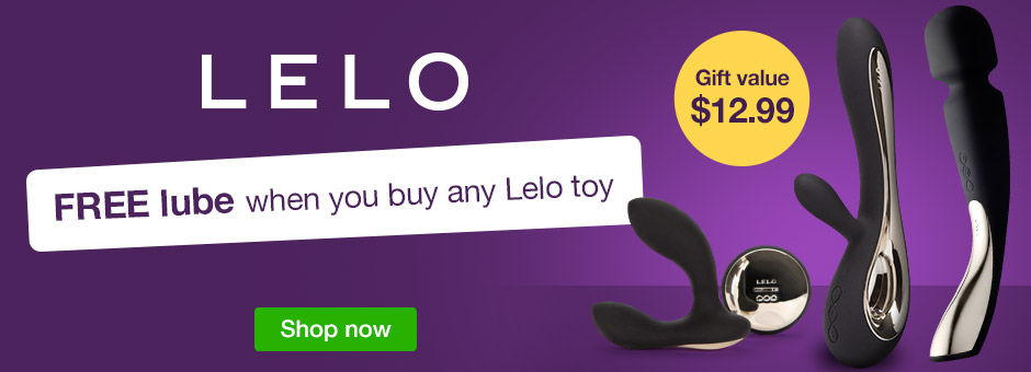 Free Lube with LELO US