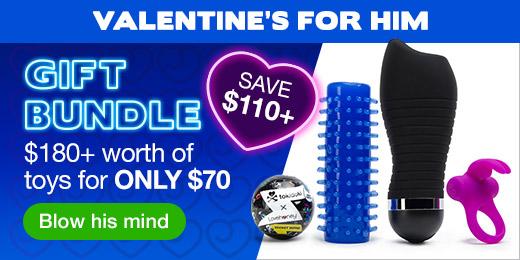 Valentines Male Bundle CA