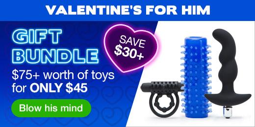 Valentines Male Bundle US NEW