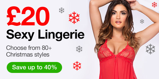 ^£20 Sexy Lingerie