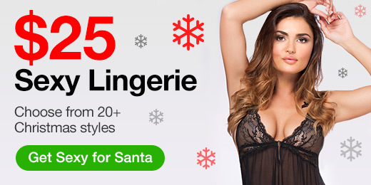 ^ $25 Sexy Lingerie Offer Banner