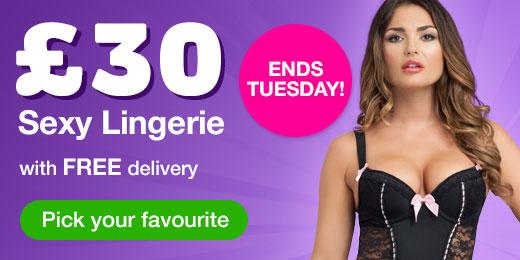 @pound;30 Sexy Lingerie