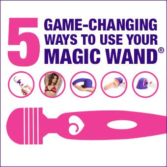 5 Game-Changing Ways to Use Your Magic Wand