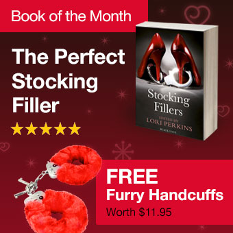 Book of the Month: Stocking Fillers With Free Furry Handcuffs
