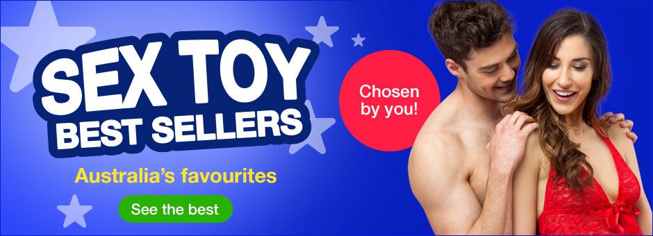 Sex Toy Best Sellers - Australia Favourites