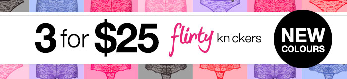 Flirty Knickers