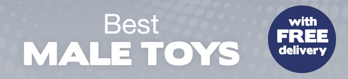 Best Male Toys with FREE delivery