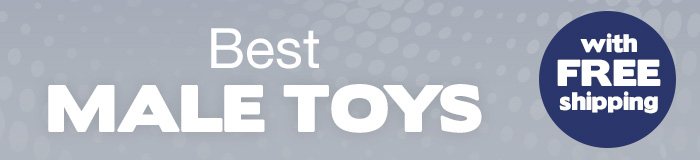 Best Male Toys with FREE shipping