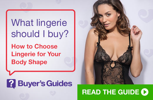 What lingerie should I buy? How to Choose Lingerie for Your Body Shape
