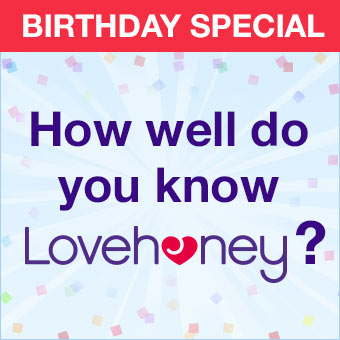 How Well Do You Know Lovehoney? Birthday Quiz